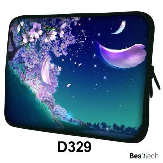 Чехол для нетбука гламур 12.2 HQ-Tech D329(12)